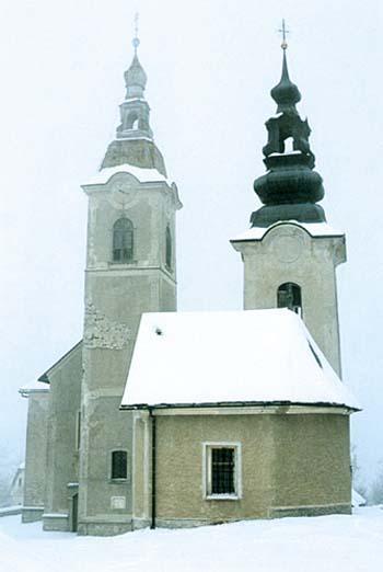 Sv. Križ nad Belimi Vodami