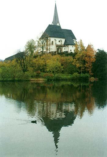 Otok na Vrbskem jezeru