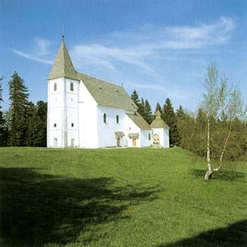 Sv. Areh na Pohorju