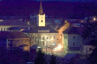 Cerkev v Črnomlju