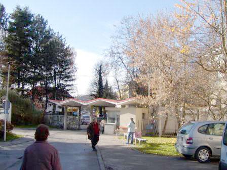Bolnišnica v Slovenj Gradcu