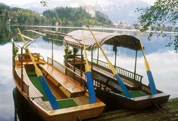 Blejsko jezero - portret Slovenije