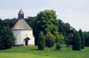 Rotunda - popek Prekmurja