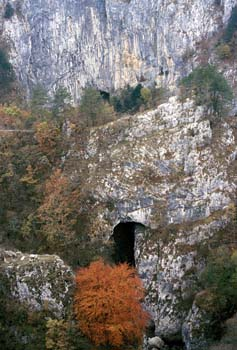 Škocjanske jame - sprehod v ozadju svetovnega slovesa