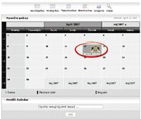 oglasni prostor koledar ok Oglasni prostor