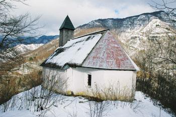 Zgornja Kolpa dežela Petra Klepca