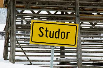 Studorski stogovi - vas brez prebivalcev