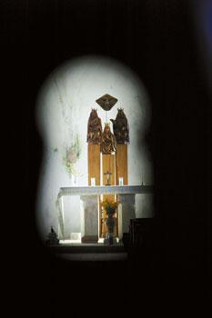 Prižnica Vipavske doline Sv. Marija nad Vitovljami