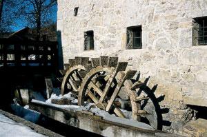 Temkov mlin na Trubarjevini