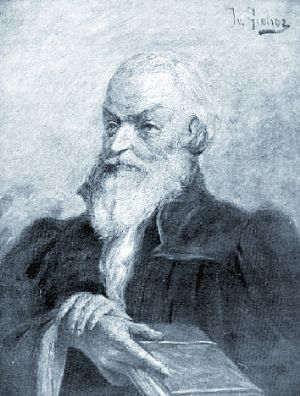 portret Primož Trubar