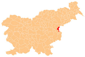 Bistrica ob Sotli - karta