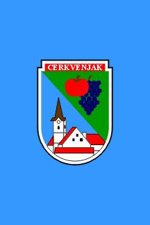 Cerkvenjak -  zastava