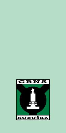 Črna na Koroškem - zastava