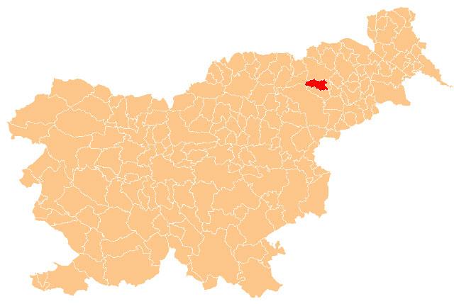 Hoče - Slivnica - karta