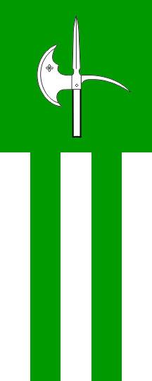 Hodoš - zastava