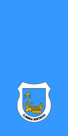 Ilirska Bistrica - zastava