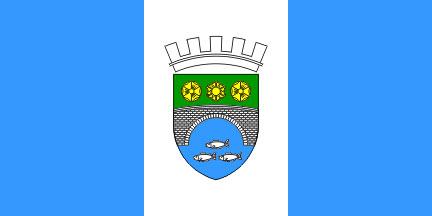 Kanal ob Soči - zastava