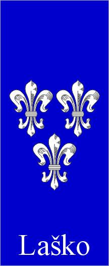 Laško - zastava