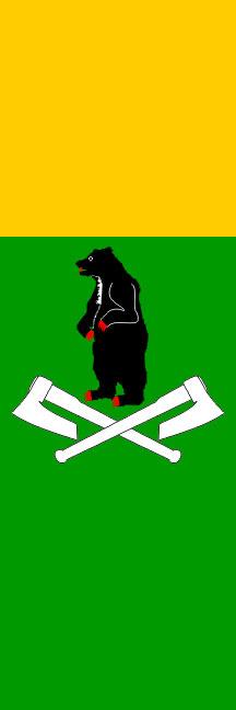 Loški potok - zastava