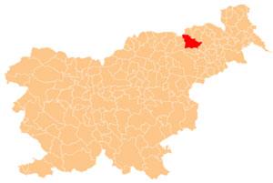 Maribor - karta