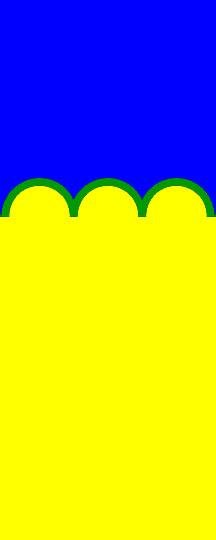 Mozirje - zastava
