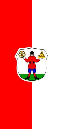 Radovljica - zastava