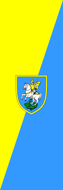 Šenčur - zastava