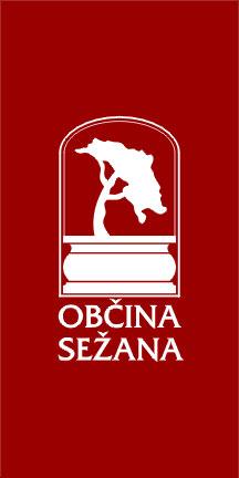 Sežana - zastava