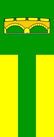 Škocjan - zastava