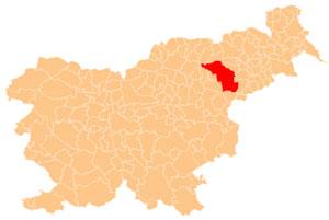 Slovenska Bistrica - karta