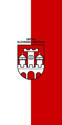 Slovenska Bistrica - zastava
