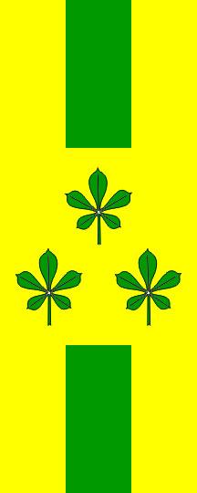 Tišina - zastava