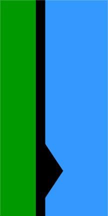 Trbolvlje - zastava