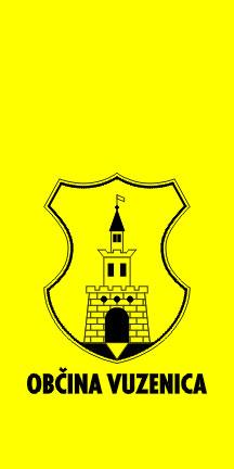 Vuzenica - zastava