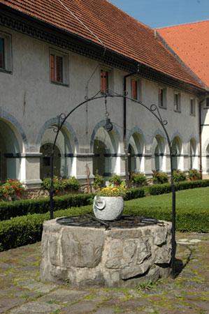 Samostanski vrt