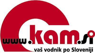 Logotip Kam.si