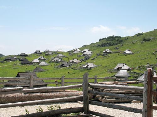 etno kmetije velika planina stari del velike planine 2 Preskarjeva bajta na Veliki planini
