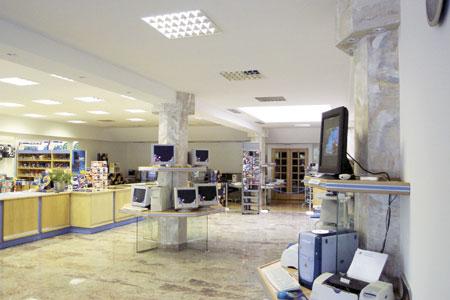 predstavitve kotar Trgovina Kotar