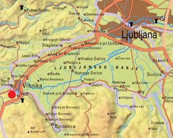 Ljubljansko barje - Ljubljanica