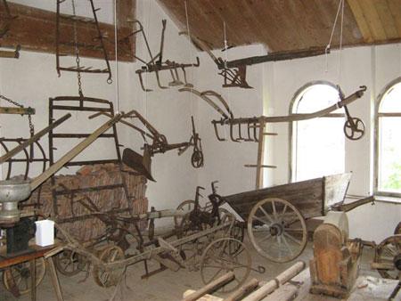Krajevni muzej v Mošnjah