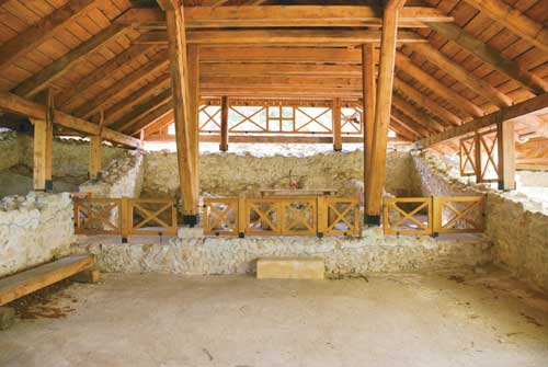 nasadruzina ajdna 05 Ajdna nad Potoki - zatočišče za preživetje