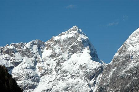 parki triglavski narodni Jalovec Triglavski narodni park