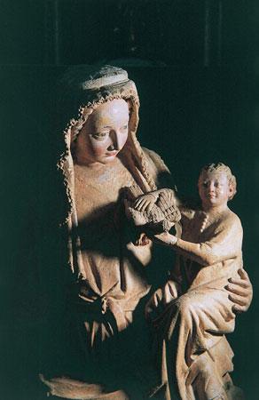 Znamenita Marija z otrokom