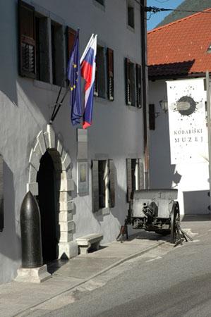 Kobariški muzej – kraj spomina na soško fronto