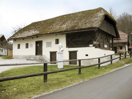 Jurčičeva rojstna hiša