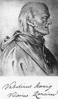 veliki slovenci Valentin Stanic Valentin Stanič - oče alpinizma in dobrotnik