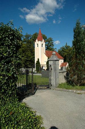 Božjepotna cerkev v Kloštru