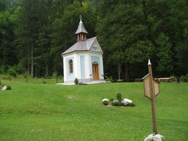 Kapela Lurške Marije