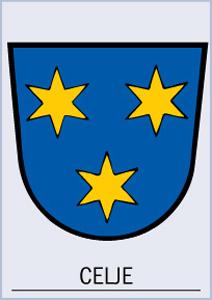 skofije grb celje Slovenske škofije