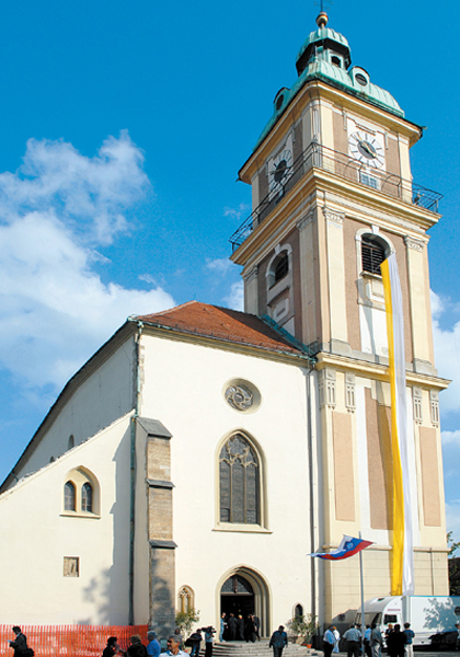 Sv. Janez Krstnik v Mariboru